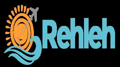 Rehleh Travel Agency Logo