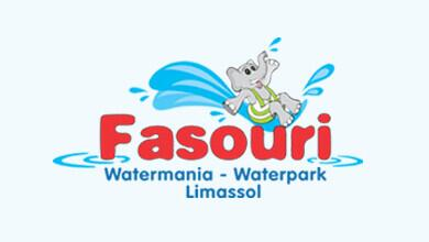 Fasouri Waterpark Logo