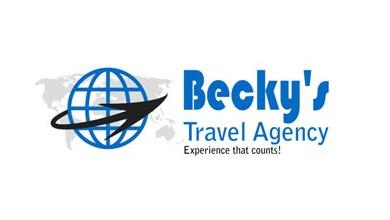 Beckys Travel Logo