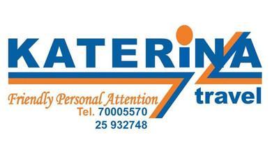 Katerina Travel Logo