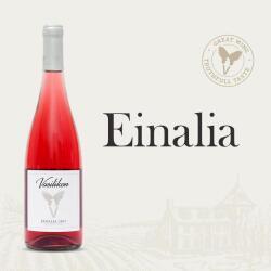 Vasilikon Winery Einalia Rose Dry Wine