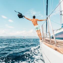 Yacht Rental Motor And Sailing