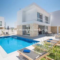 Protaras Holiday Villa Vie Bleu