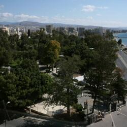 Limassol Zoo Area