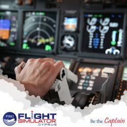 Flight Simulator Cyprus Be The Captain