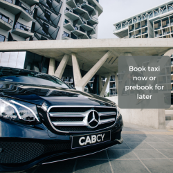 Book Cabcy Taxi App