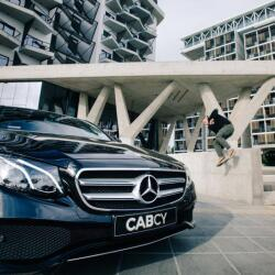 Cabcy Taxi Booking App In Cyprus