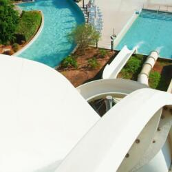 Fasouri Watermania Attractions Kamikaze Slide