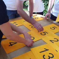 Corporate Team Building Activities Aristotles Puzzle By Cpc Events Ltd