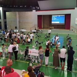 Limassol Nautical Club Rowing Indoors Competition Organised By Cpc Events