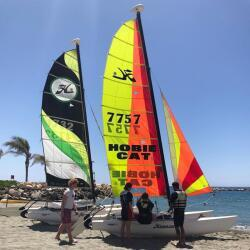 West Water Sports Catamaran Sailing
