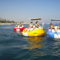West Water Sports Musgroom Rides